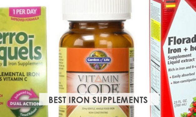 Best Iron Supplement for Pregnancy Anemia
