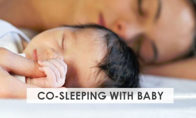 Cosleeping with a Newborn Baby – Ultimate Sleep Guide