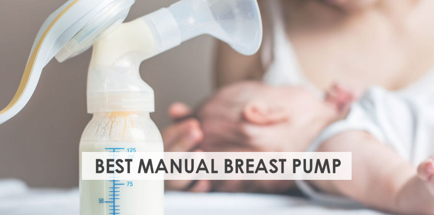 Best Manual Breast Pump Reviews For Expressing Milk
