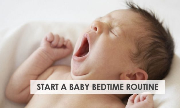 How to Start a Gentle Bedtime Routine for Baby