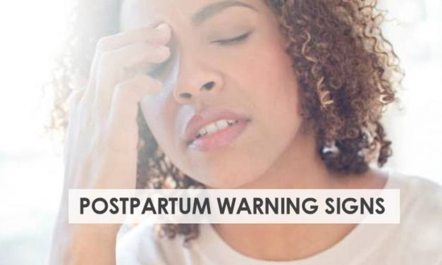 9 Postpartum Warning Signs You Can't Ignore