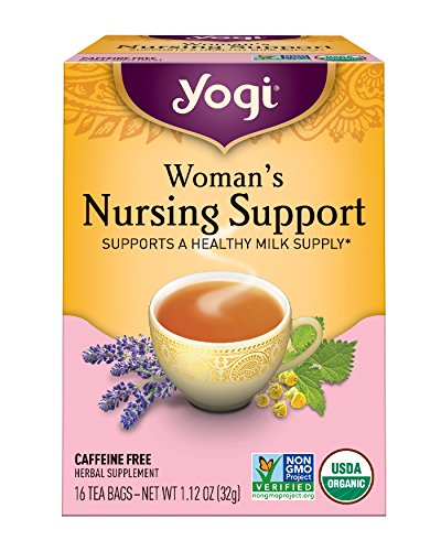 Best Lactation Tea Reviews to Supercharge Your Milk Supply