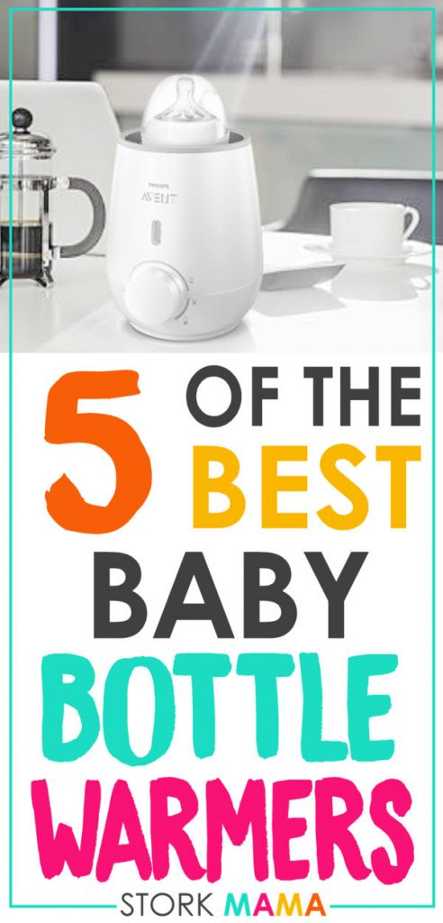Best Baby bottle warmer | best milk warmer for breast milk and formula feeding. Stork Mama