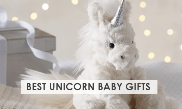 The Best Unicorn Gifts for Babies