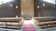 St. Marien von innen