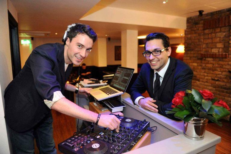 Storm DJs Bar Residency London