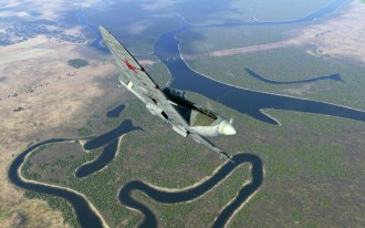 SpitfireVb-bankedturn
