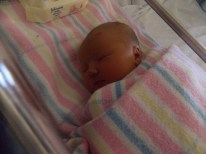 Just the most beautiful baby girl in the whole world!