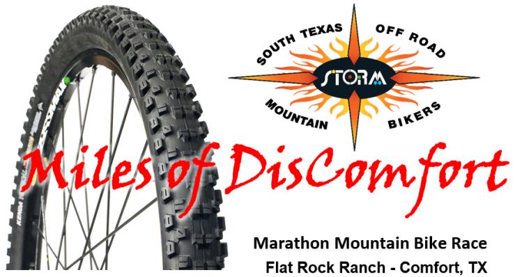 Miles of DisComfort Marathon