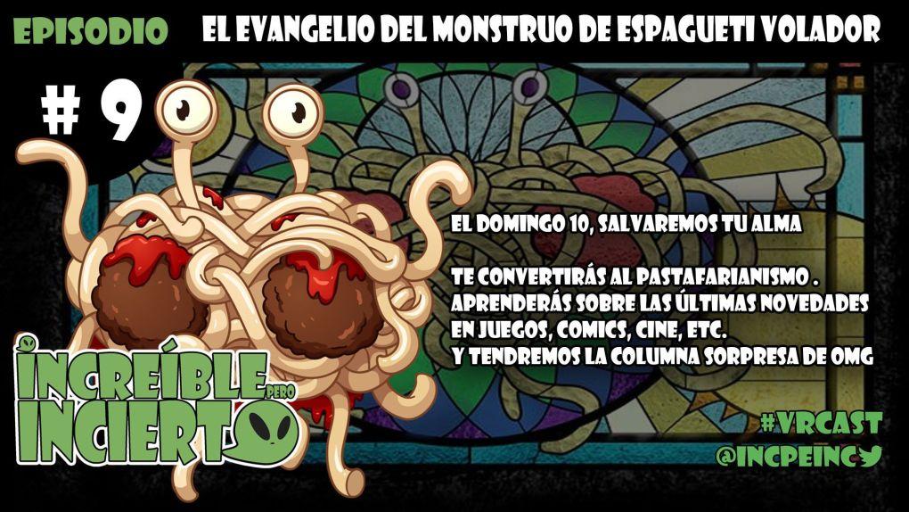 S01E09 - El evangelio del monstruo de espagueti volador..