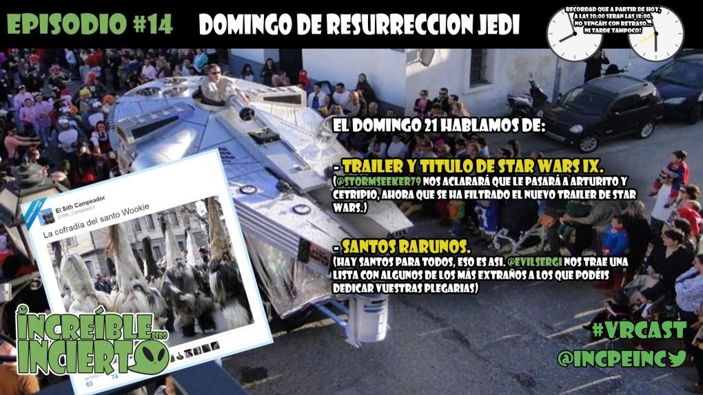 S01E14 - Domingo de Resurrección Jedi