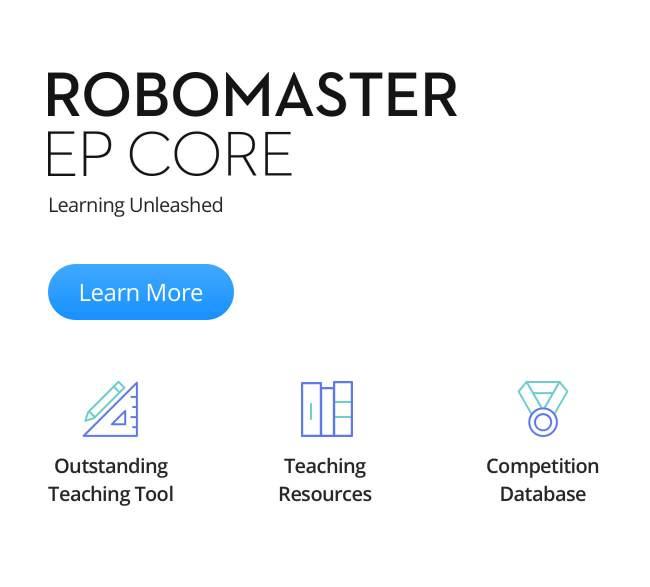 RoboMaster EP Core