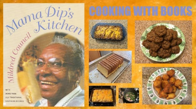 Cooking with Books:  Mama Dip's Kitchen