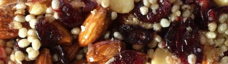 cranberry almond