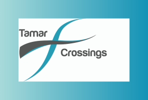 Tamar Crossings Logo