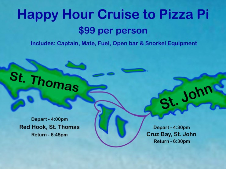 HH Pizza Cruise