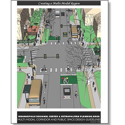 Multimodal Corridor and Public Space Design Guidelines
