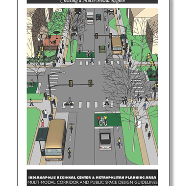 Multimodal Corridor and Public Space Design Guidelines
