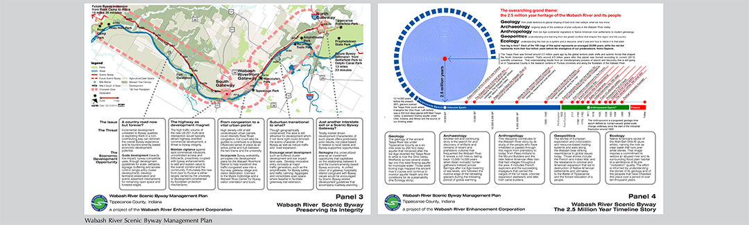 Wabash River Scenic Byway Management Plan