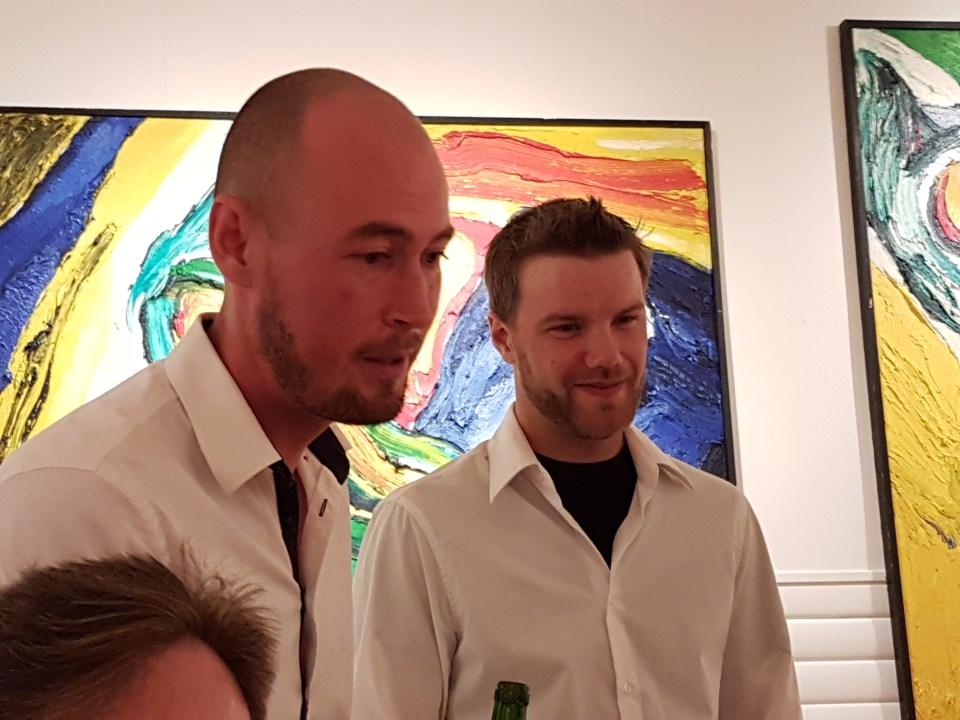 Mats och Christian