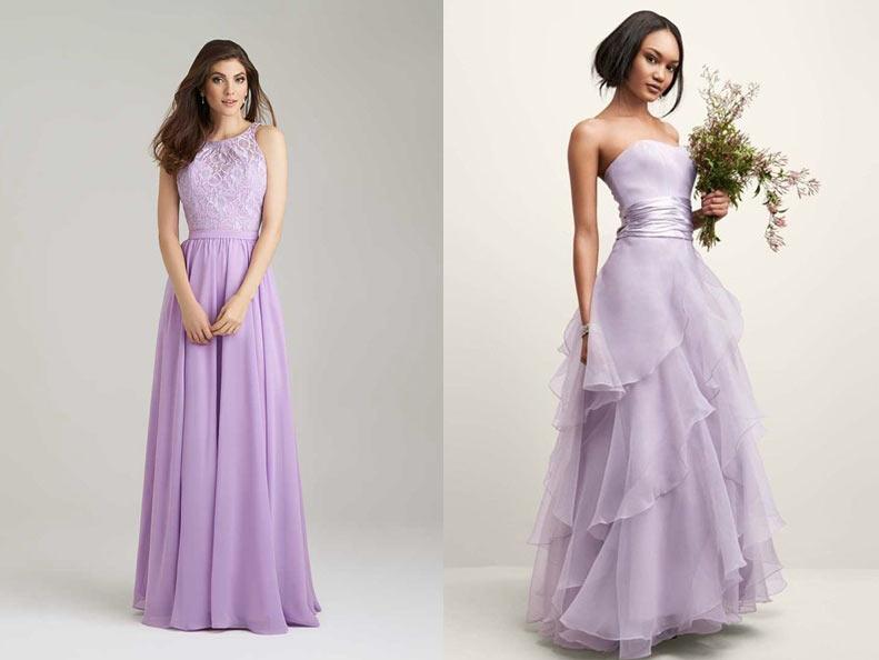 727e3c769ea3c04 Если невеста выбрала платье сиреневого цвета, то гости и подружки невесты  могут быть одеты в светлую одежду белых или бежевых тонов.