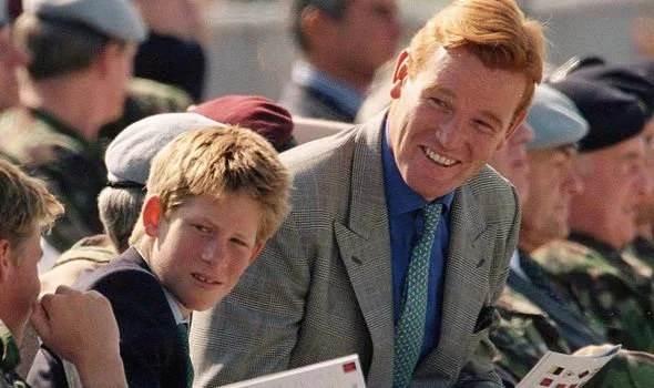 Otkriveno tko je biološki otac princa Harryja? 1