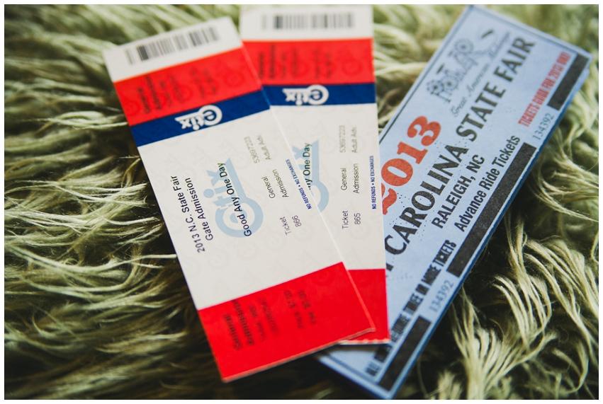 NC State fair tickets