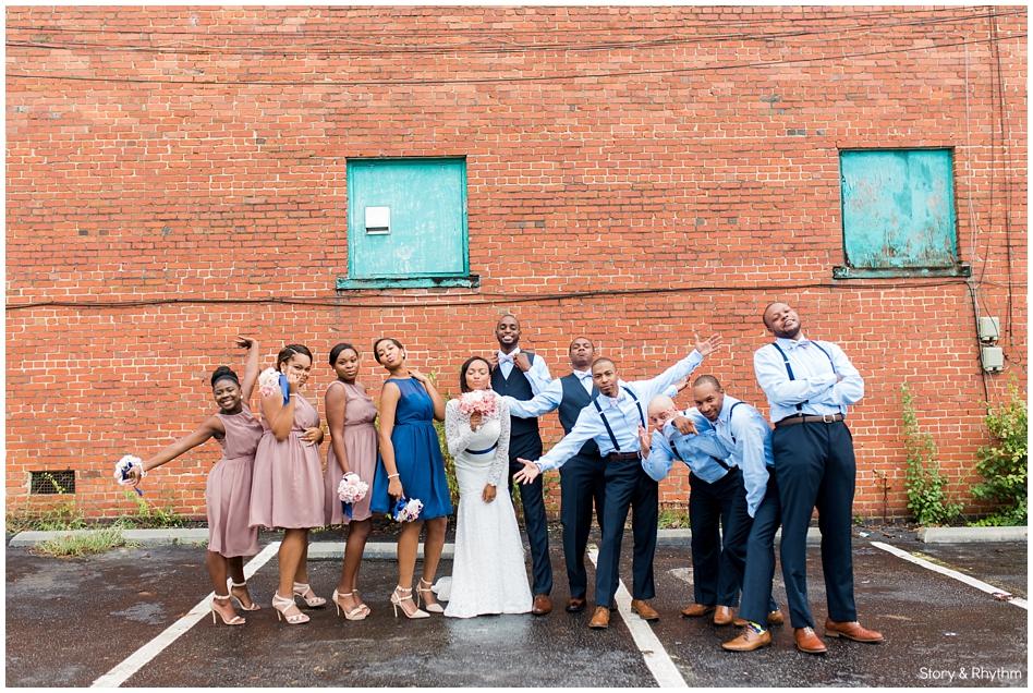 Wagner House wedding Clayton NC_0114