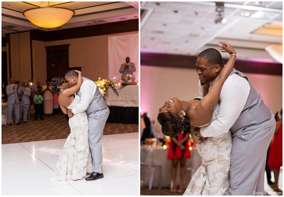 Sheraton Imperial Hotel wedding in Durham NC_1133