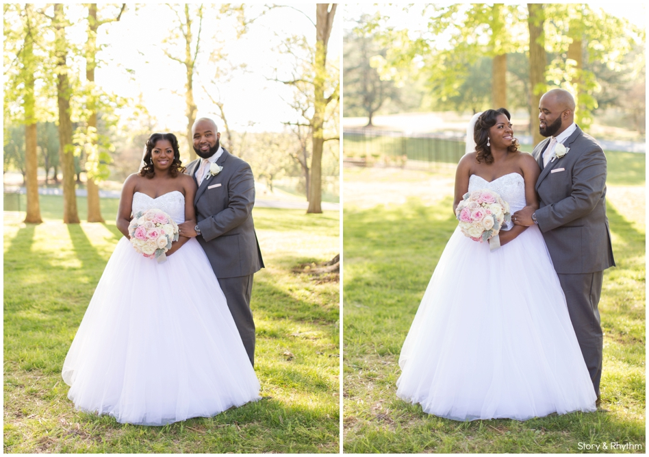 Black Winston Salem wedding photographers