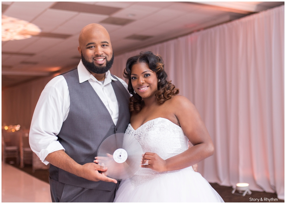 Village Inn Event Center Wedding in Winston Salem, NC_0907
