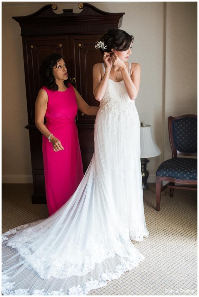 Washington Duke Inn wedding photos