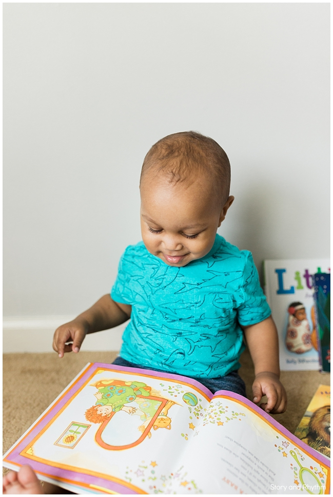 Book program for babies