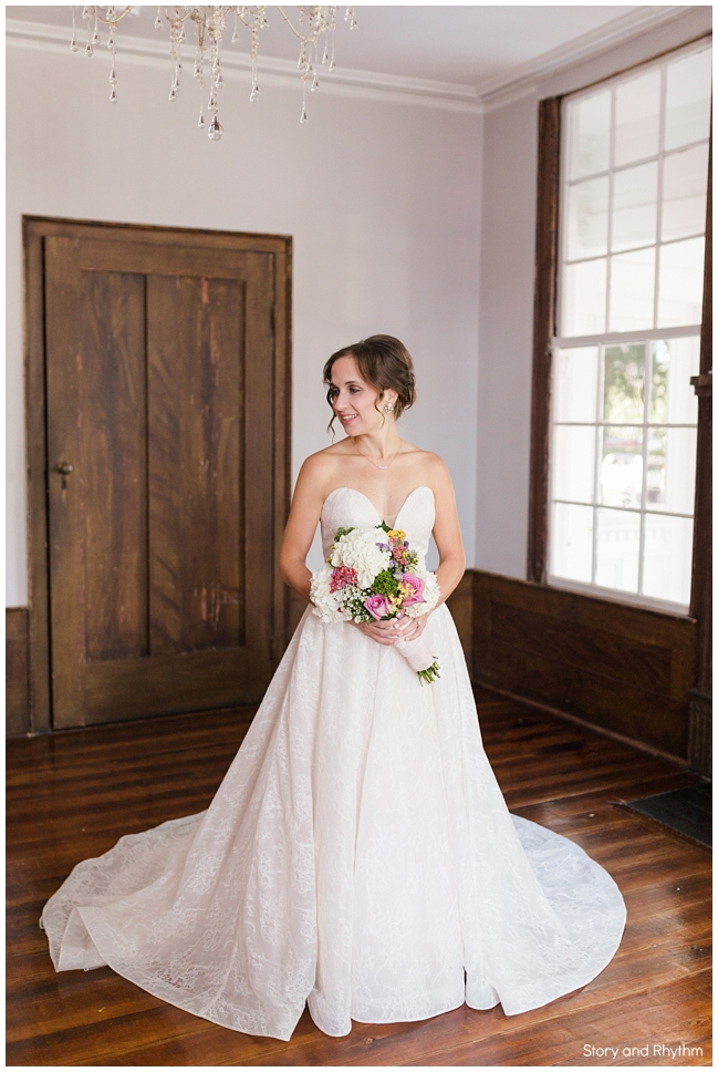 Where to take bridal photos in Raleigh NC