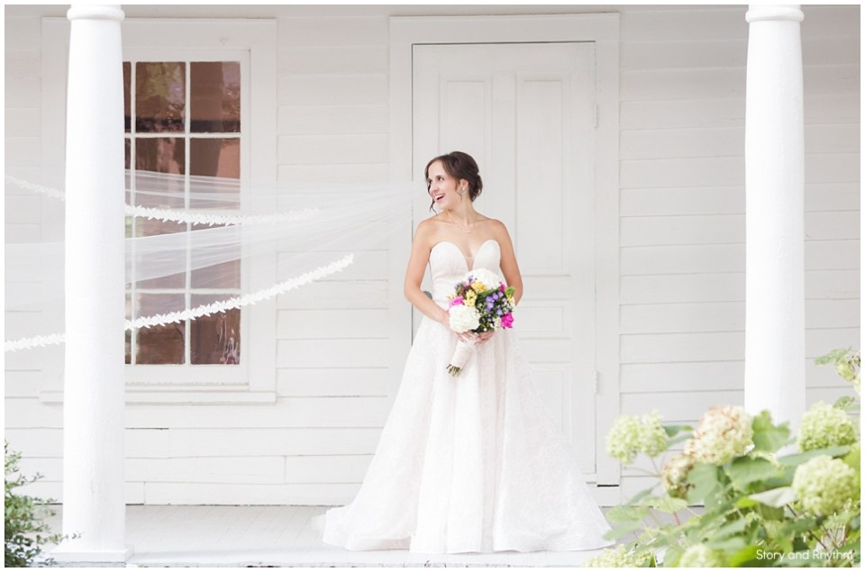 Wedding photographer in Holly Springs NC