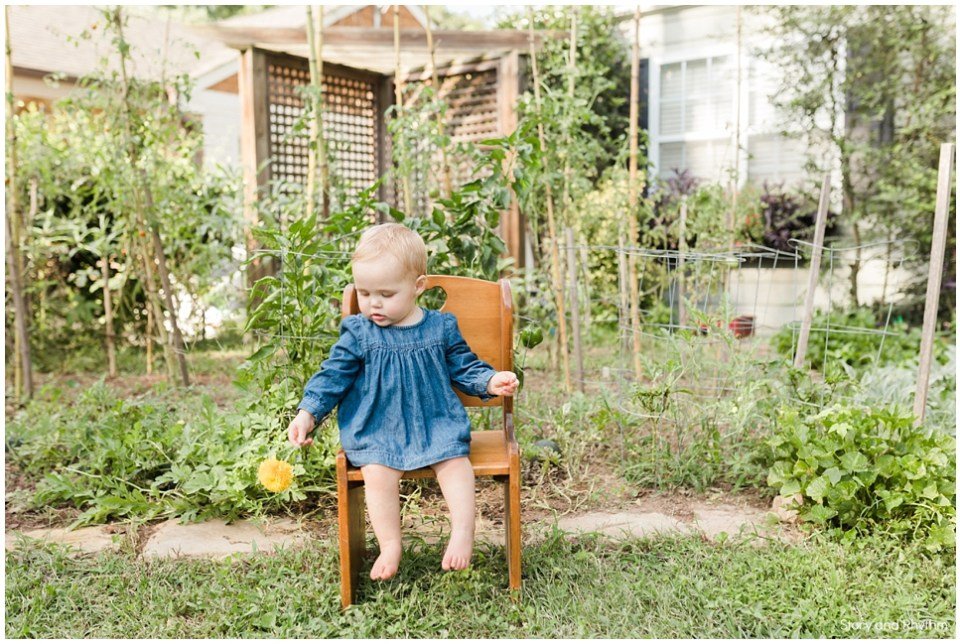 Lifestyle family photos in Raleigh NC