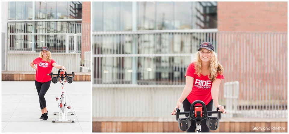 Fitness headshots in Raleigh