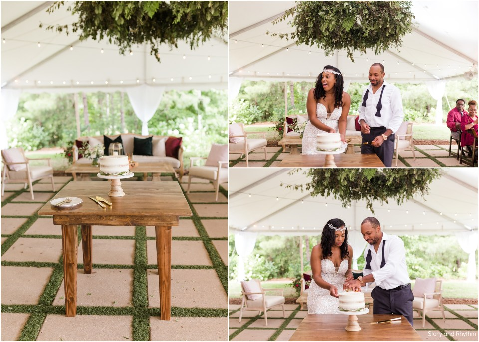 Wedding reception DJ and photographer in Raleigh NC