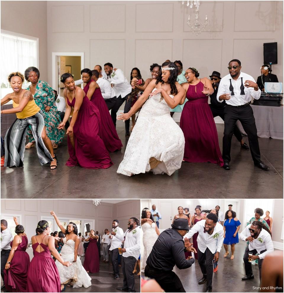 Wedding DJ at The Bradford NC