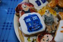 Doctor Who - Anniversary Cookies