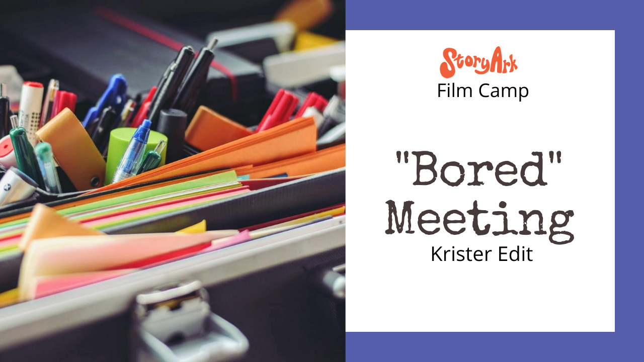 """Bored Meeting"" Krister Edit"