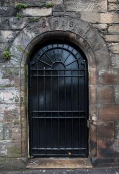 Black Gate Door