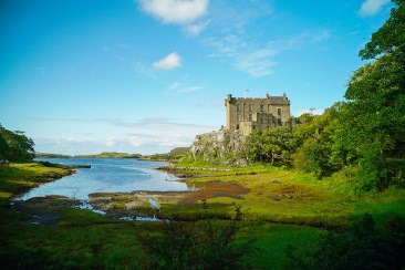 travelling as a writer in Skye