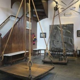 Heksenwaag Witches Weighing Scales - Photo by Museum de Heksenwaag