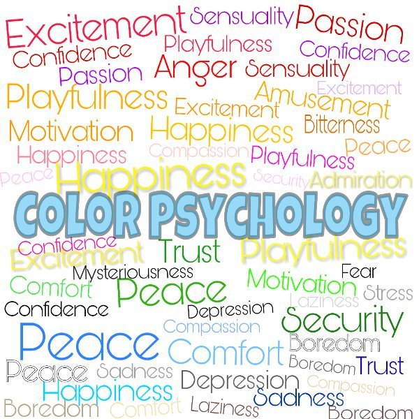 Color Psychology Questionnaire Results