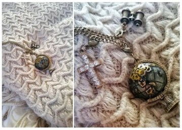 Adventurous Globe Necklace