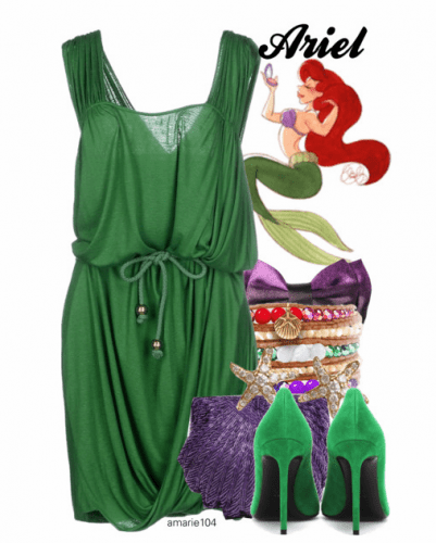 Ariel Carefree Outfit on Polyvore by Amarie104