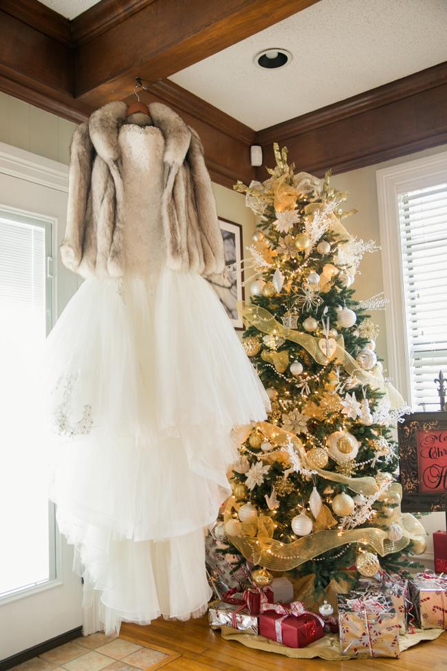 Winter Wonderland Christmas Wedding