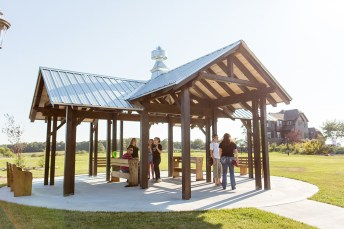 The Pavilion at Storybook Barn Image credit: Erica Turner, Turner Creative