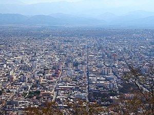 Salta view